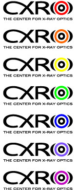CXRO Logo Black On White