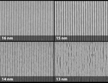 Demonstration of sub-16 nm patterning at the SEMATECH Berkeley Microfield Exposure Tool (MET)